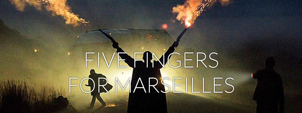 Five Fingers For Marseilles, HARD:LINE Film Festival 2018