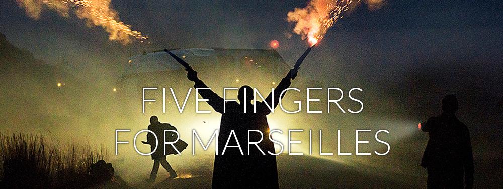 Five Fingers For Marseilles, HARD:LINE Film Festival 2018