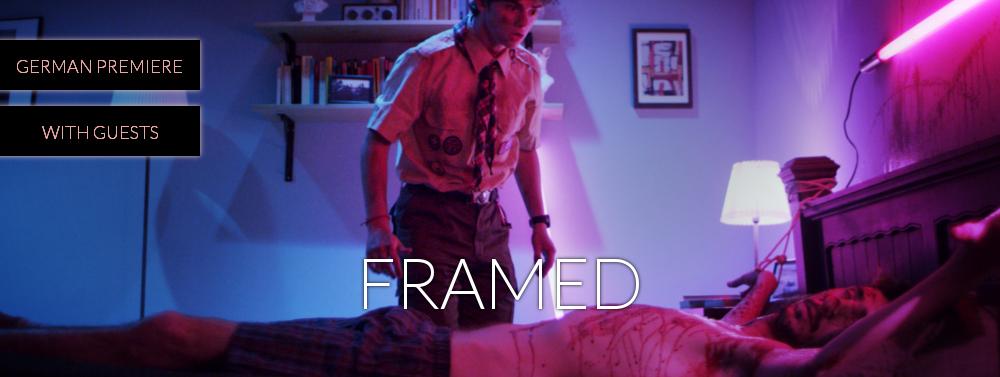 Framed, HARD:LINE Film Festival 2018