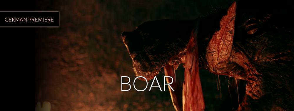 Boar, HARD:LINE Film Festival 2018