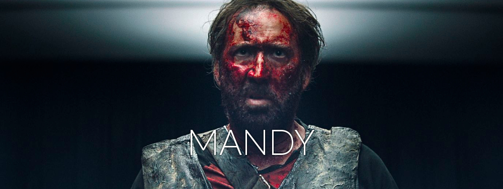 Mandy, HARD:LINE Film Festival 2018