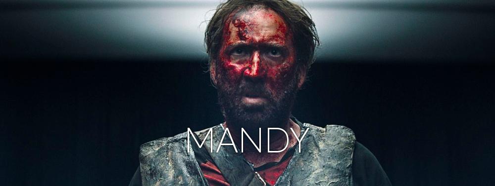 Mandy, HARD:LINE Film Festival 2018